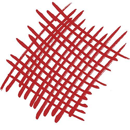 (Stabilo Pen 68 Coloring Felt-tip Marker Pen, 1 mm - Dark Red Ink)