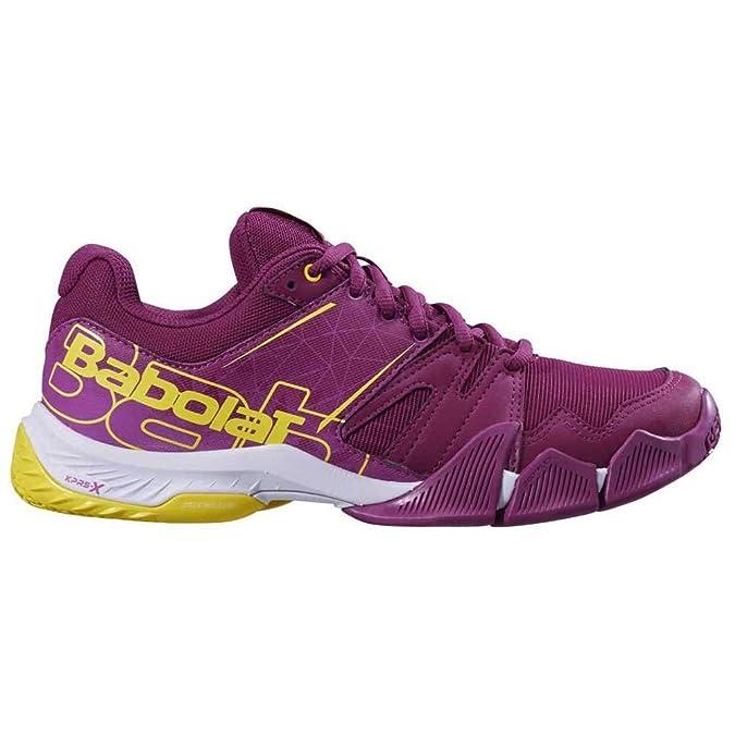 Babolat Pulsa- Zapatilla de Padel para Mujer: Amazon.es: Zapatos y complementos
