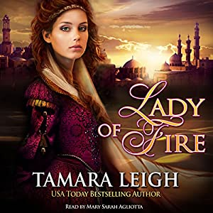 Lady of Fire Audiobook