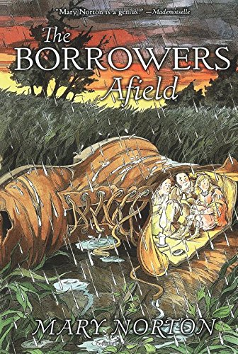 The Borrowers Afield Mary Norton Beth Krush Joe Krush