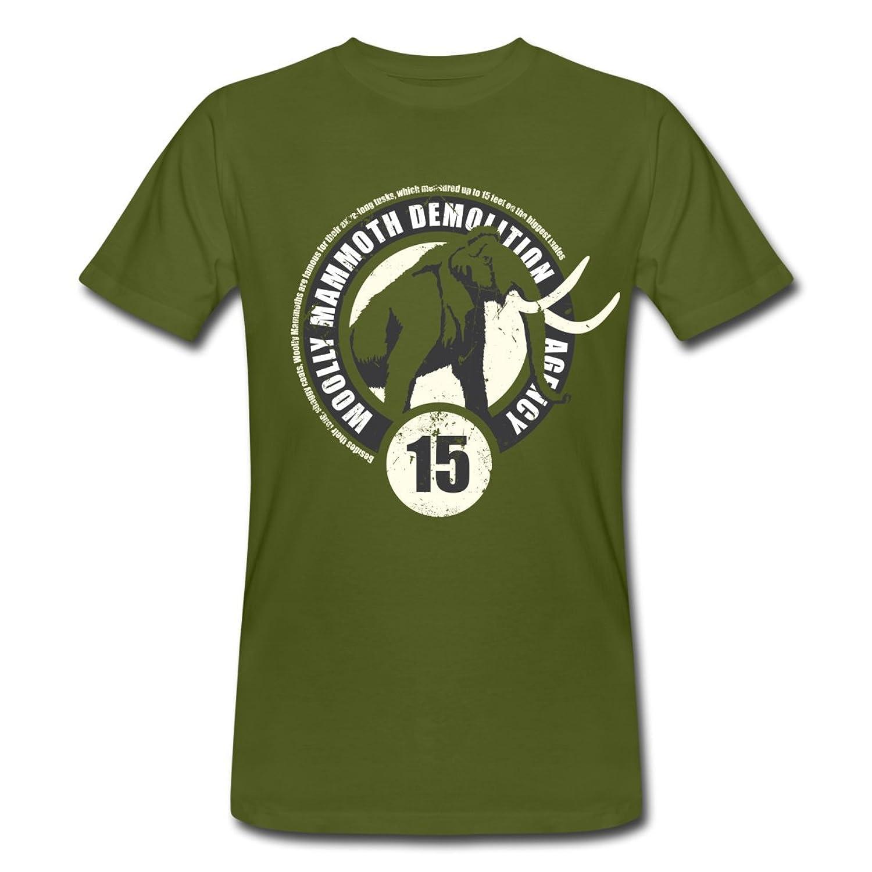 Animal Planet Mammoth Men's Organic T-shirt by Spreadshirt??