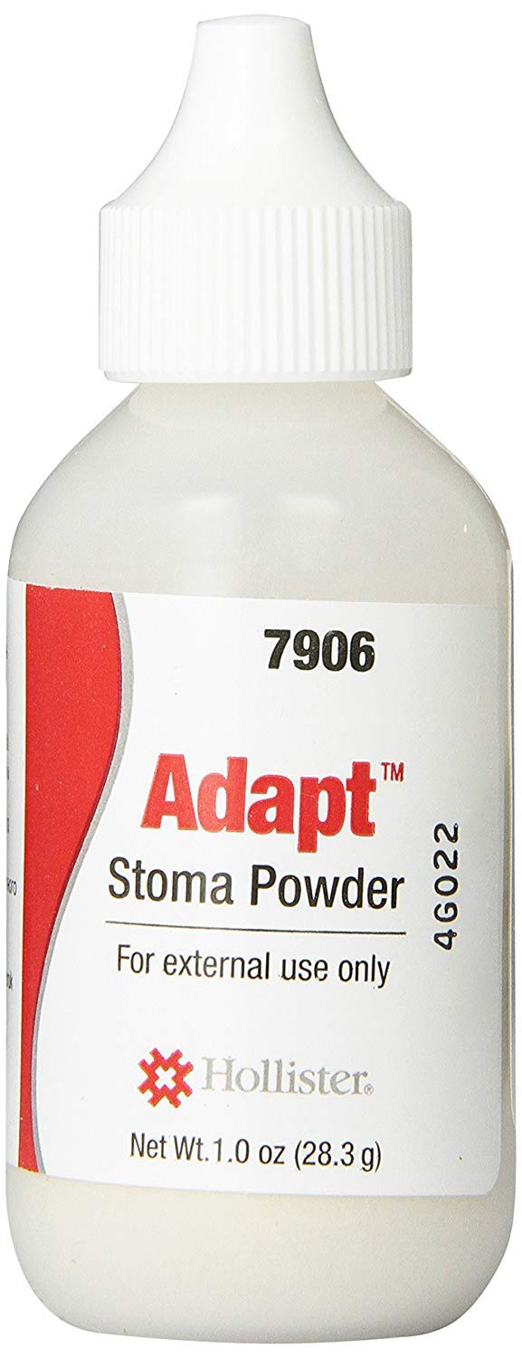 Hollister Adapt Stoma Powder - 1 oz Bottle - Pack of 2 by Hollister