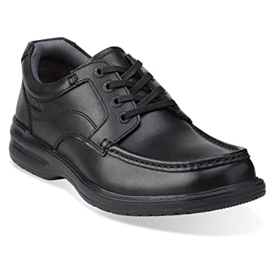 Clarks Mens Shoes Keeler Walk Black 10.5 G lV0lXrZ8
