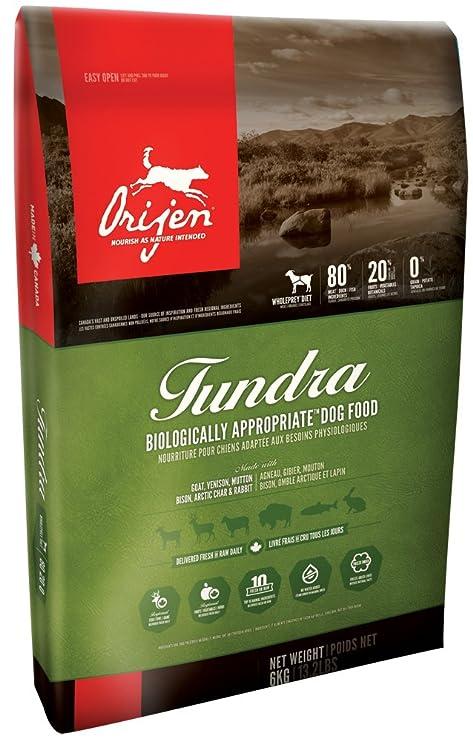 Orijen pienso perros Tundra