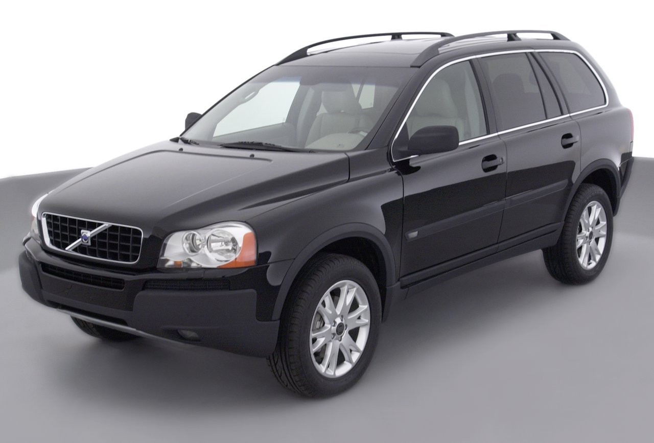 ... 2003 Volvo XC90 2.9L Twin Turbo, 4-Door All Wheel Drive ...