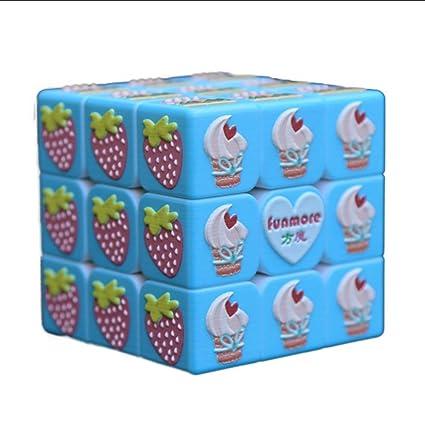 X De Dym 3 Cubo Juguetes CuboAmazon My Rubik Educativos Ciegos derCxBo