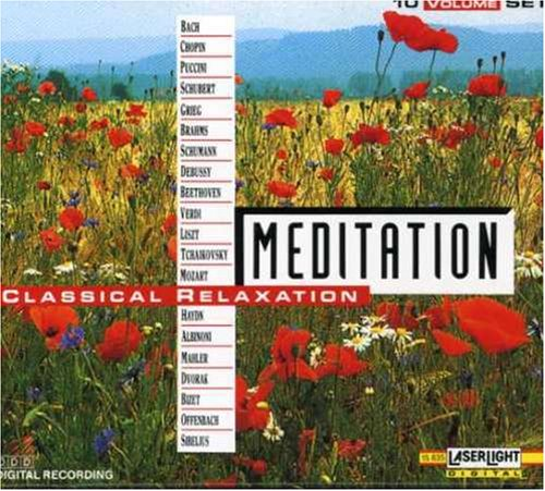 Meditation 1-10: Classical Relaxation - Festival Strings