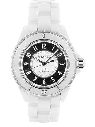 821e7e62035c [シャネル] CHANEL 腕時計 H4862 J12 38mm ミラーダイアル ホワイトセラミック 自動巻き 世界限定