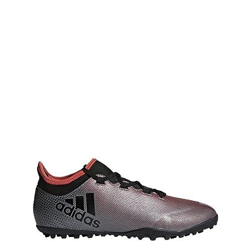 adidas X Tango 17.3 TF, Zapatillas de Fútbol para Hombre, Gris (Grey/