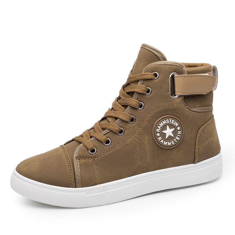 LOVDRAM Stiefel Männer Männer Männer Männer Hohe Spitze Schuhe Schuhe Mode Lässig Mode Männer Schuhe Studenten Frühling Und Herbst Sportschuhe 6e1d53
