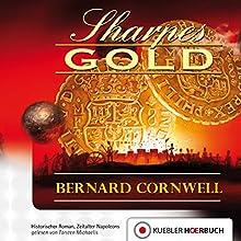 Sharpes Gold (Sharpe-Serie 9) Hörbuch von Bernard Cornwell Gesprochen von: Torsten Michaelis
