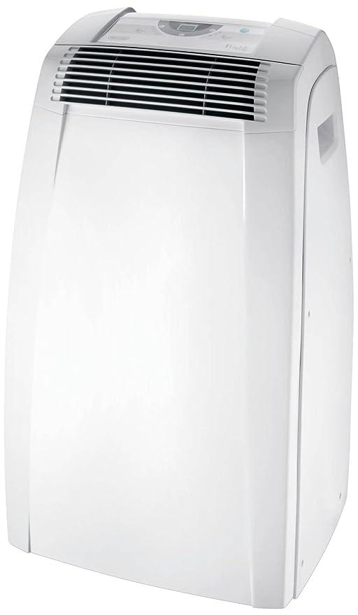 DeLonghi PACC120E 12,000 BTU Portable Air Conditioner with Remote Control