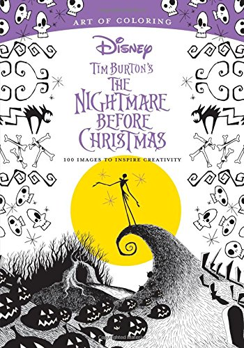10 best nightmare before christmas book for kids for 2019