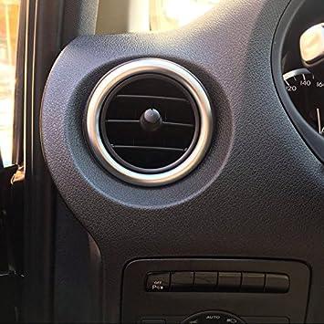 Für Vito W447 2014 2019 Interieur A C Gitter Dekor Abs Kunststoff Matt Auto