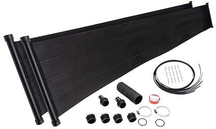 Amazon.com: SunQuest, calentador sola para alberca de 2-2 x ...