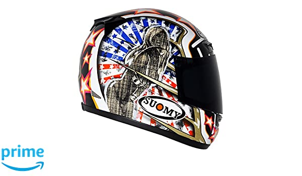 Suomy Apex Sam Casco para Moto Integral, Sam, XS: Amazon.es: Coche y moto