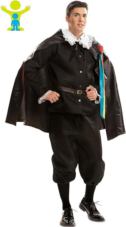 Disfraz de Tuno para hombre talla M-L: Amazon.es: Juguetes y juegos