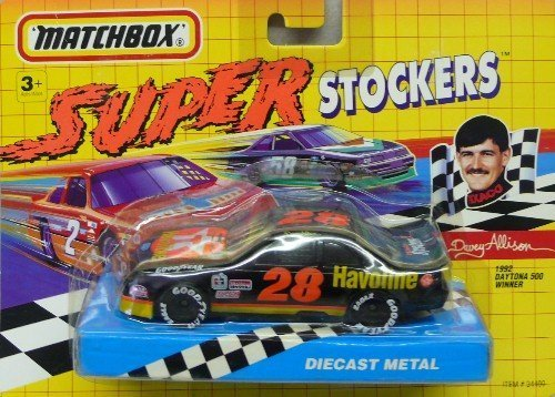 Matchbox - Super Stockers - 1992 - Davey Allison -, used for sale  Delivered anywhere in USA