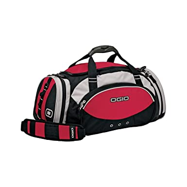 dd39d8323 Ogio All Terrain Duffle Bag (Red): Amazon.ca: Clothing & Accessories