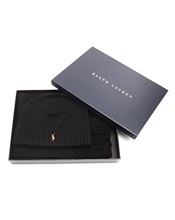 a few days away new lower prices to buy POLO Ralph Lauren - Schals - Herren - Geschenkset schwarze ...