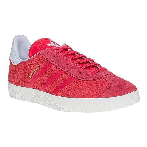 Adidas Gazelle Mujer Zapatillas Rosa