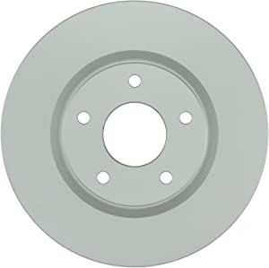 Bosch 40011602 QuietCast Premium Disc Brake Rotor For 2013-2017 Nissan Altima; Front