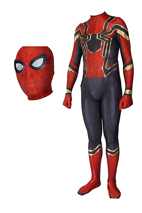 Carswill Spandex Adult Mann Cosaply Full Suit Halloween Party Kostüm