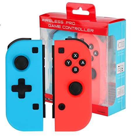 Powcan Mando Nintendo Switch Wireless Controller Gamepad ...