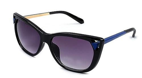 Personalidad De La Moda Sra Lente De Resina Gafas De Sol Gafas De Sol Gafas Salvaje