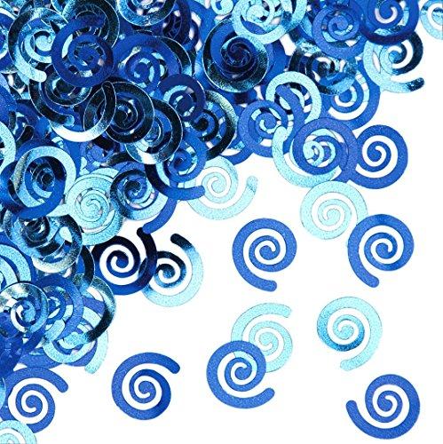Creative Converting Swirls Confetti