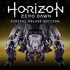 Horizon Zero Dawn - Digital Deluxe Edition - PS4 [Digital Code]
