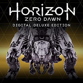 Horizon Zero Dawn Deluxe Edition for PS4 [Digital Download]