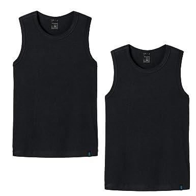 Schiesser Jungen Tank Unterhemd