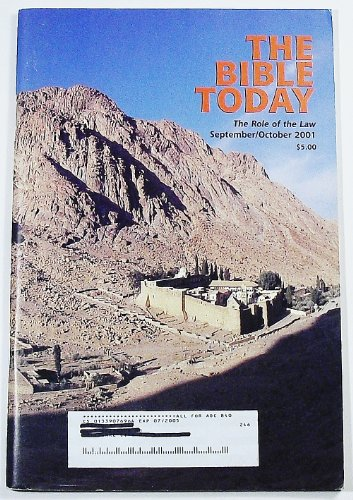 The Bible Today, September/October 2001, Volume 39 Number 5