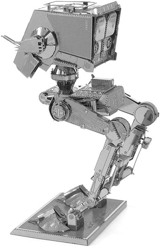 mytang Star Wars 3d metal Model Kits Puzzle naves espaciales Robot ...