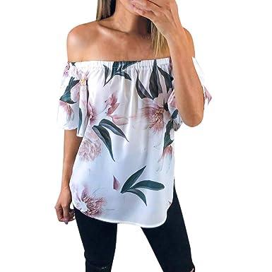4a152c7743187 Amazon.com  Women s Off Shoulder Blouse