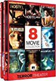 Terror Theater - 8 Frightening Films: Hostel / Hostel 2 / Hollow Man / Hollow Man 2 / The Tattooist / The Hunt For The BTK Killer / Fortress 2 / The Harvest