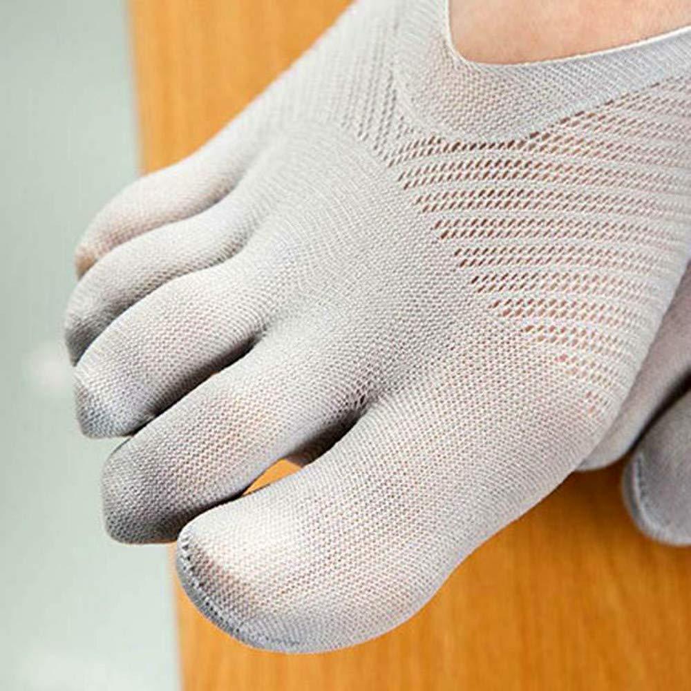 DOGZI Calcetines cortos, Mujer Invisibilidad de zapatillas de ...