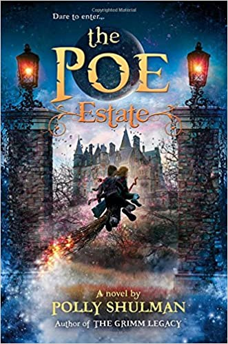 Image result for THE POE ESTATE BY POLLY SHULMAN