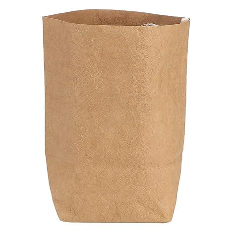 KEYREN Bolsa de Pan de Almacenamiento Papel marrón Juguete ...