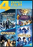 Percy Jackson & The Olympians: The Lightning Thief / The Chronicles Of Narnia: The Voyage Of The Dawn Treader / Eragon / The Seeker (4 Family Film Favourites)