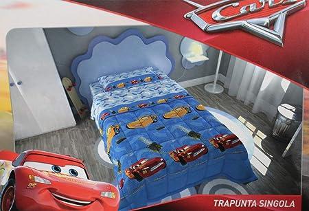 Piumone Letto Singolo Cars.Russo Tessuti Trapunta Piumone Letto Singolo 1 Piazza Cars Arancione Disney Pixar Amazon It Casa E Cucina