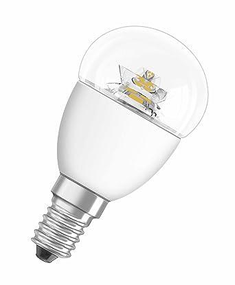 OSRAM LED-Lampe E14 dimmbar Superstar Classic P Energiesparlampe ...