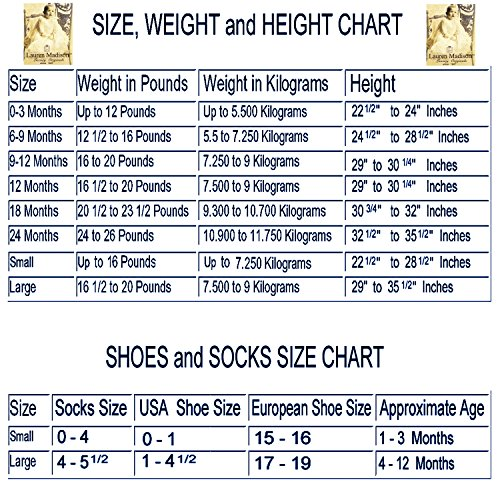 Month Old Baby Shoe Size