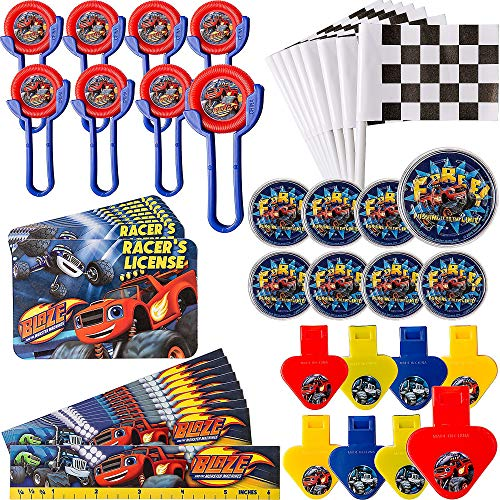 Blaze and the Monster Machines Mega Mix Value Pack, Party -