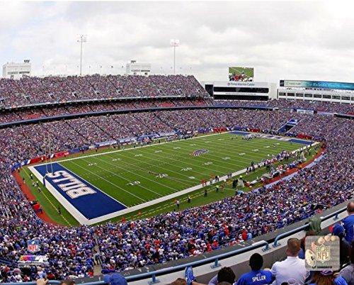 "Buffalo Bills Ralph Wilson Stadium Photo (Size: 16"" x 20"")"