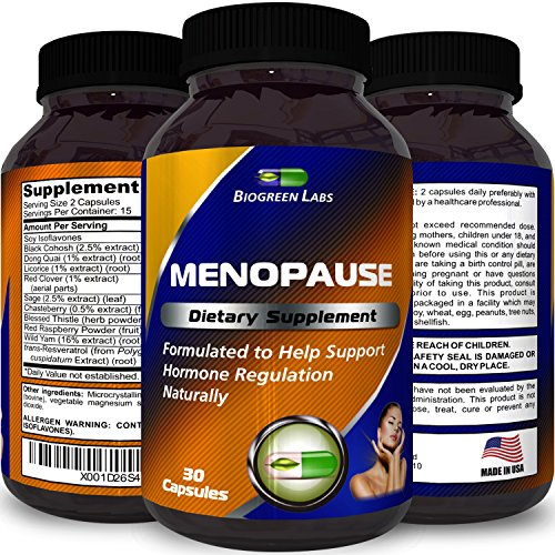 Menopause Relief Pills Contains Biogreen product image