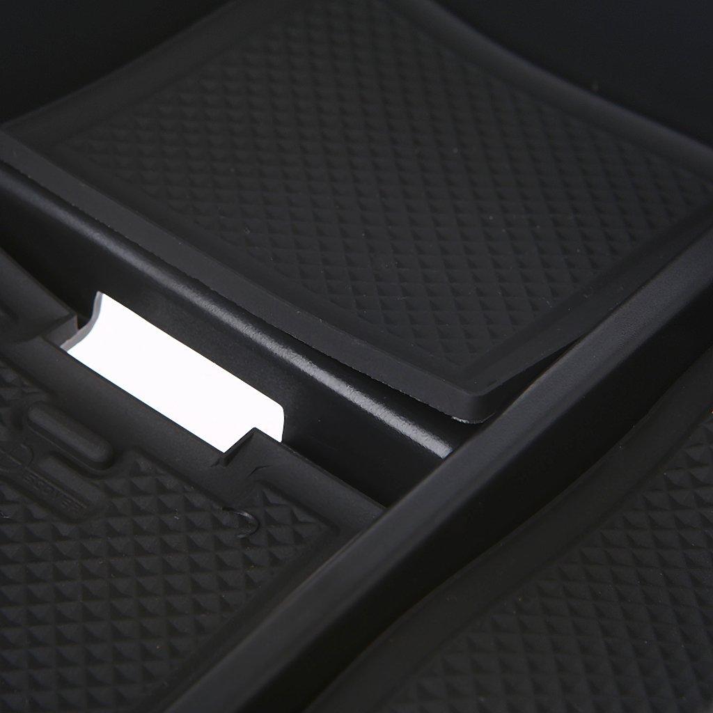 Werst Centre Accoudoir de console secondaire pour VW Passat CC B6 B7 HM