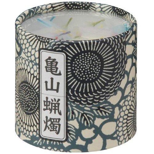 見かけ上ロマンチックモディッシュ亀山五色蝋燭(小) 約130本入り