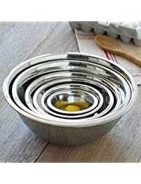 Win CHEFS Stainless Steel Mixing Bowls discount